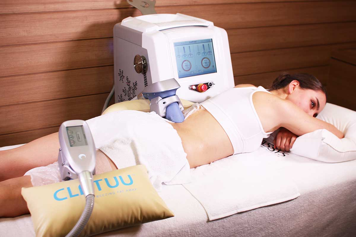 clatuu fat freezing at SouthDerm - Machine